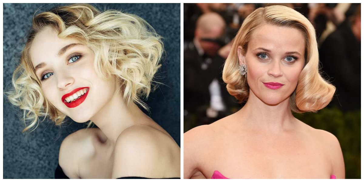 short haircuts for thin hair 2019, retro style haircuts for thin hair