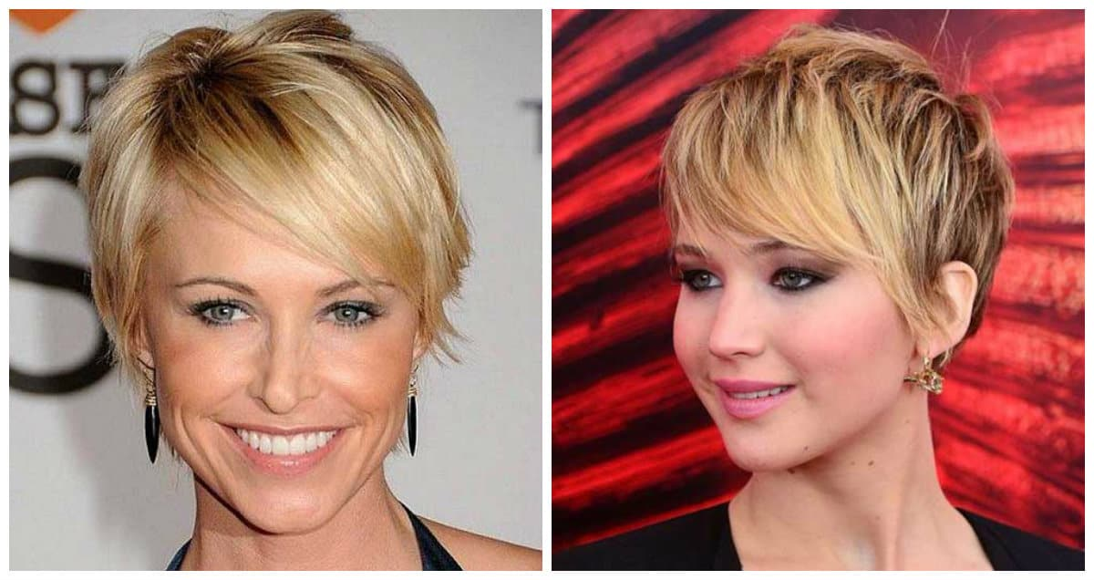Short Hairstyles 2019: Short Haircuts For Thin Hair 2019: Top Stylish Ideas