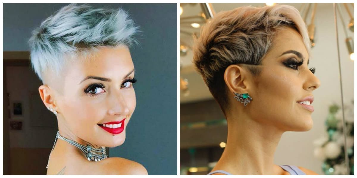 womens hairstyles 2019, fashionable short hairstyles 2019