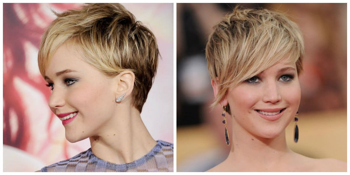 womens short hairstyles 2019, stylish short updos 2019 for women