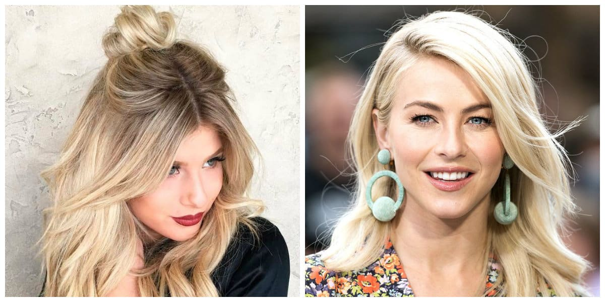 blonde hair 2019, top stylish shades and trends of blonde hair