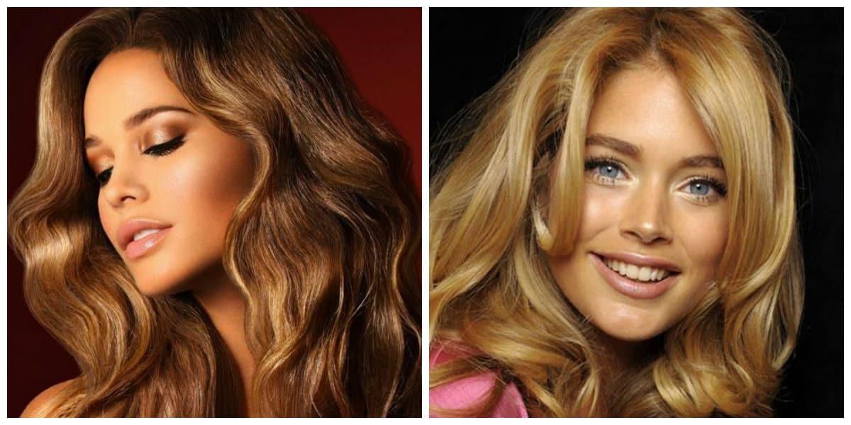 blonde hair 2019, stylish golden blonde hair 2019