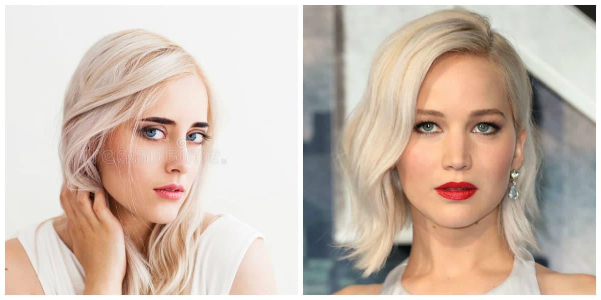 blonde hair 2019, cool blonde hair 2019, Nordic blonde hair 2019