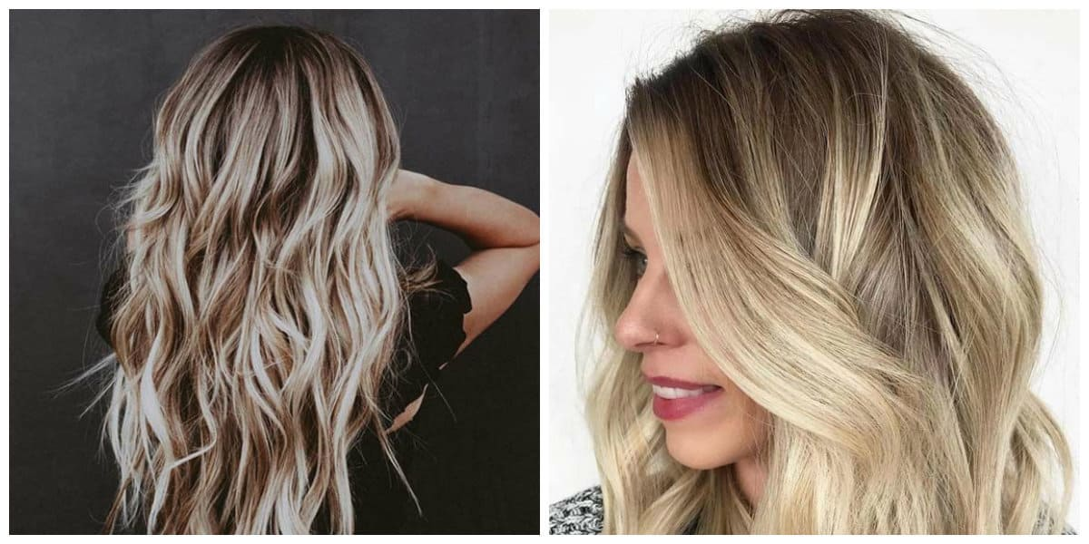blonde hair 2019, fashionable sand blonde hair 2019