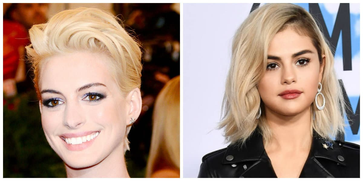 blonde hair 2019, whom will suit fashionable blonde hair