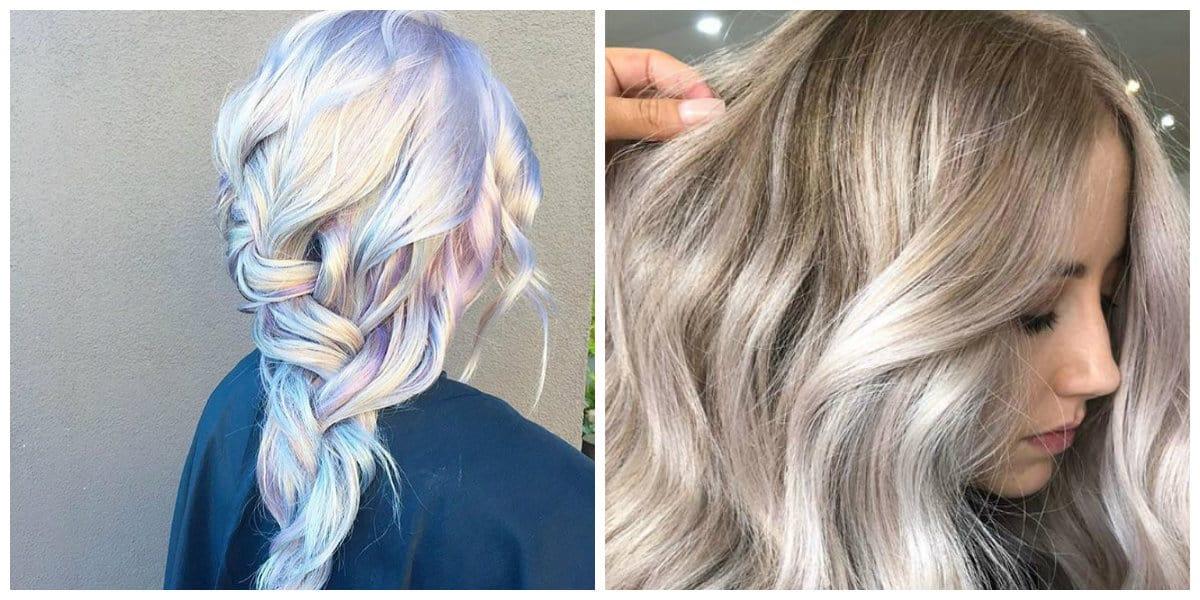 Dark Blonde Hair 2021