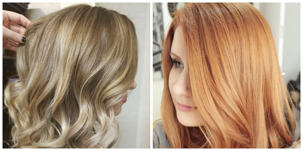 golden blonde hair 2019, golden honey blonde hair, golden copper blonde hair