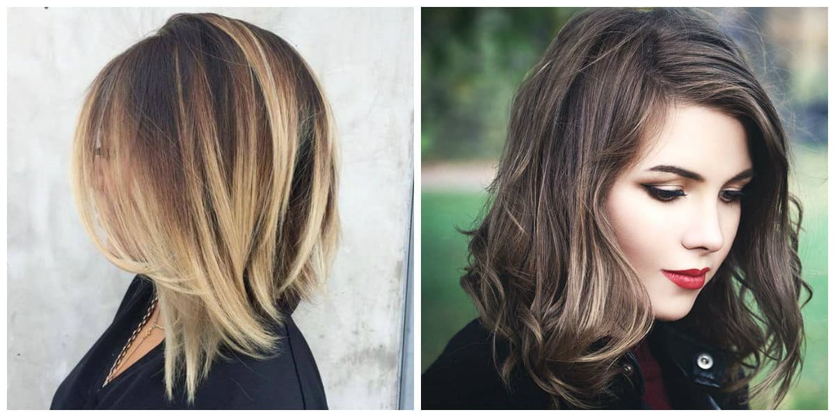 Hairstyles 2019: Long Bob Hairstyles 2019: Best Options And Tips (Photos