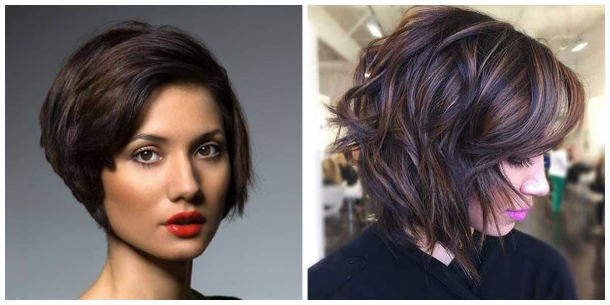 short layered hairstyles 2019, benefits of short layered hairstyles 2019