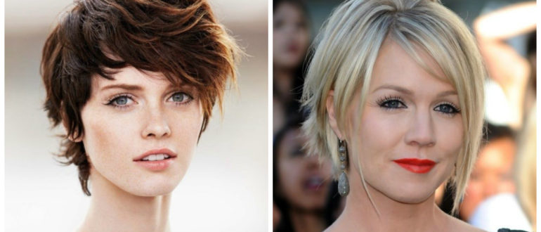 Short Hairstyles For Women 2019