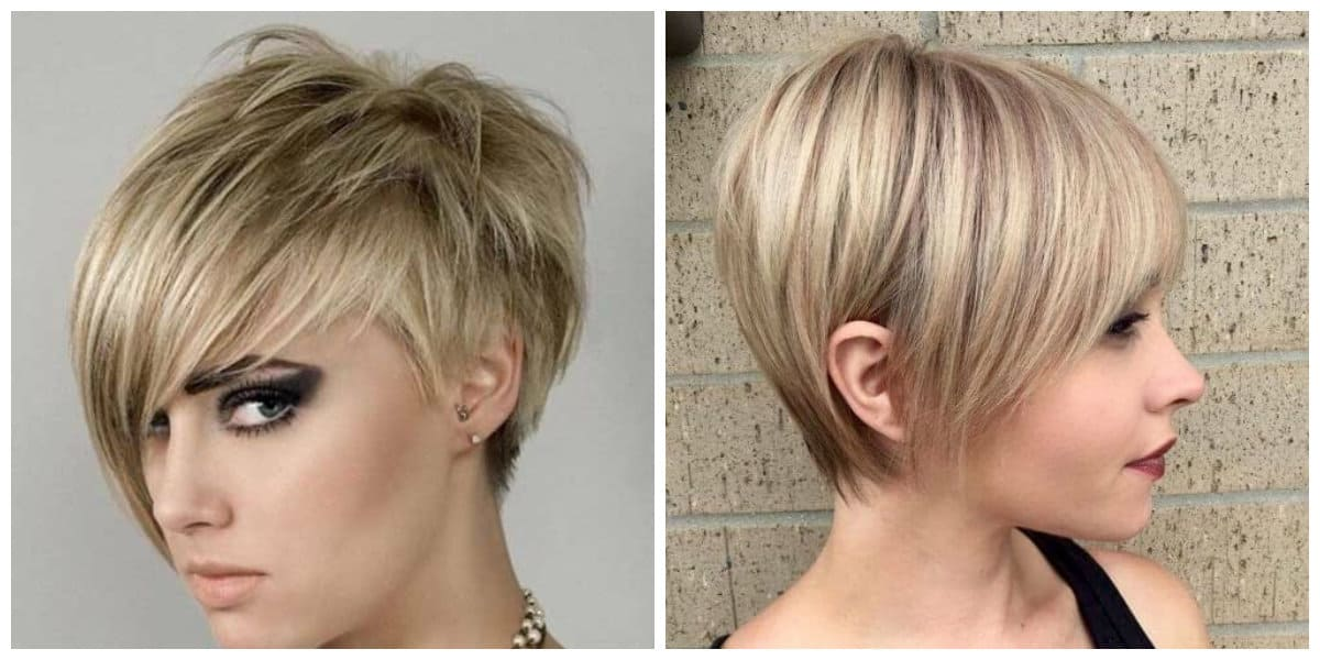Short Layered Hairstyles 2019: Top Short Length Haircuts