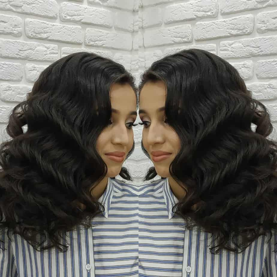 curly-hairstyles-2019-black-hair