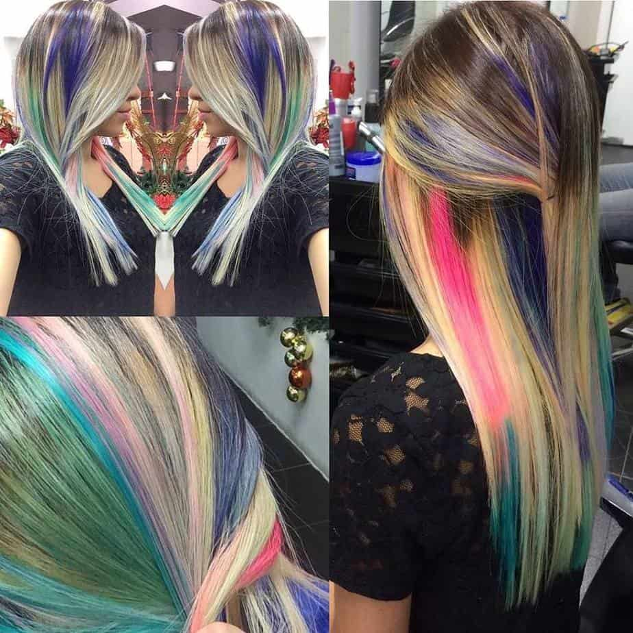 Hair Color Trends 2021