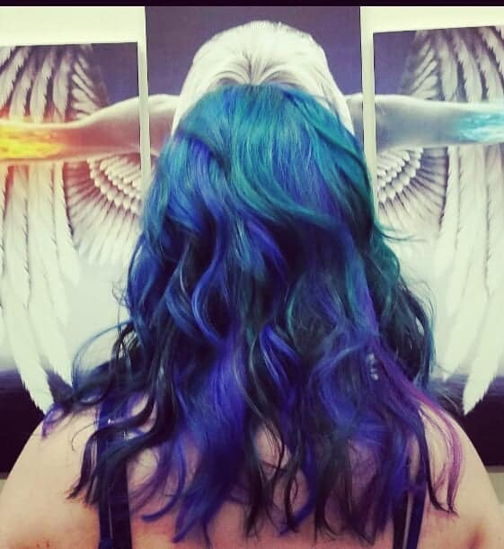 Ombre Hair Color 2021