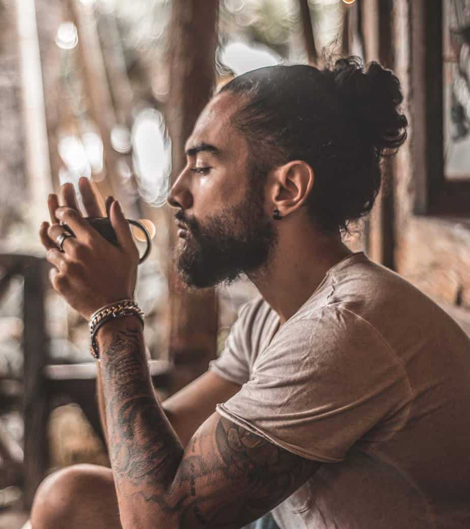 Normal Hairstyles Men: Mens Long Hairstyles 2019: (37+ Images And Videos) Trendy