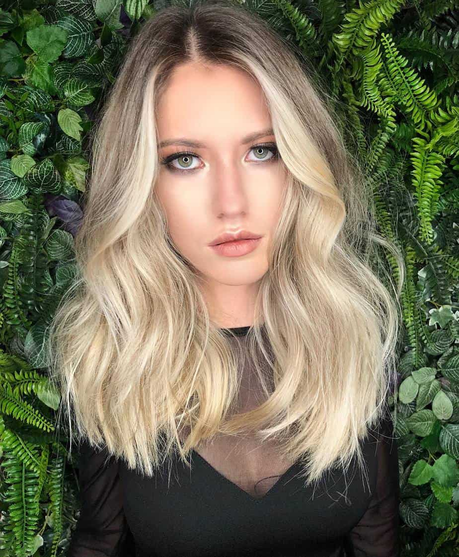 Balayage Hair 2019: Top Balayage Hair Trend 2019 Ideas For