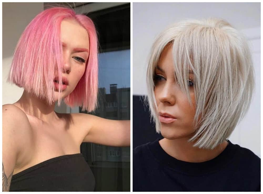 2020 Hairstyles: Top 20 Unique And Creative Bob Hairstyles 2020 (77 Photos