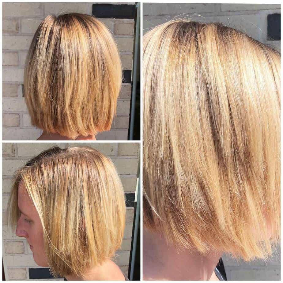 Choppy tips of bob hairstyles 2022