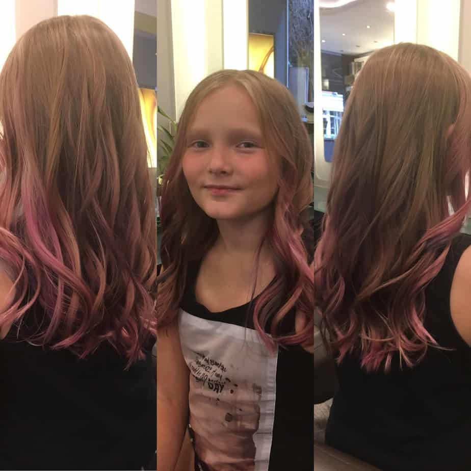 5 – 7 years old girls hairstyles 2020