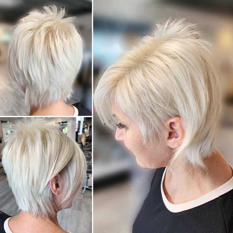Asymmetrical hairstyles 2020