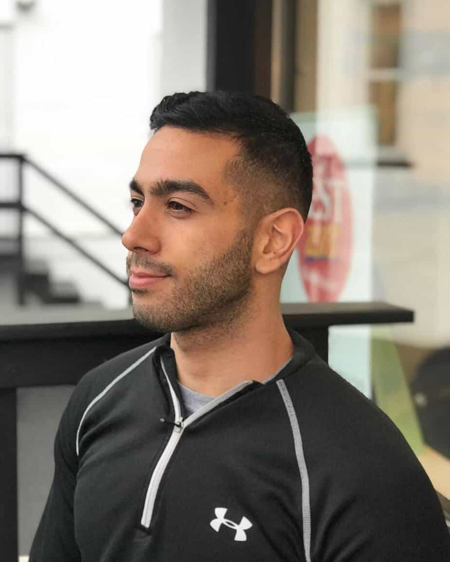 Neat men's haircut trends 2020