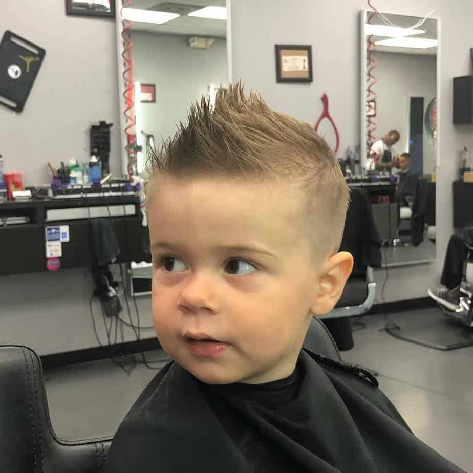 Famous stylists' ideas on cool haircuts for boys 2020
