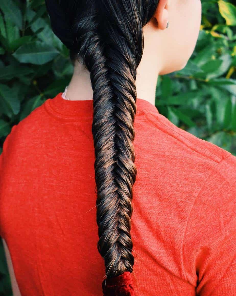 One big braid