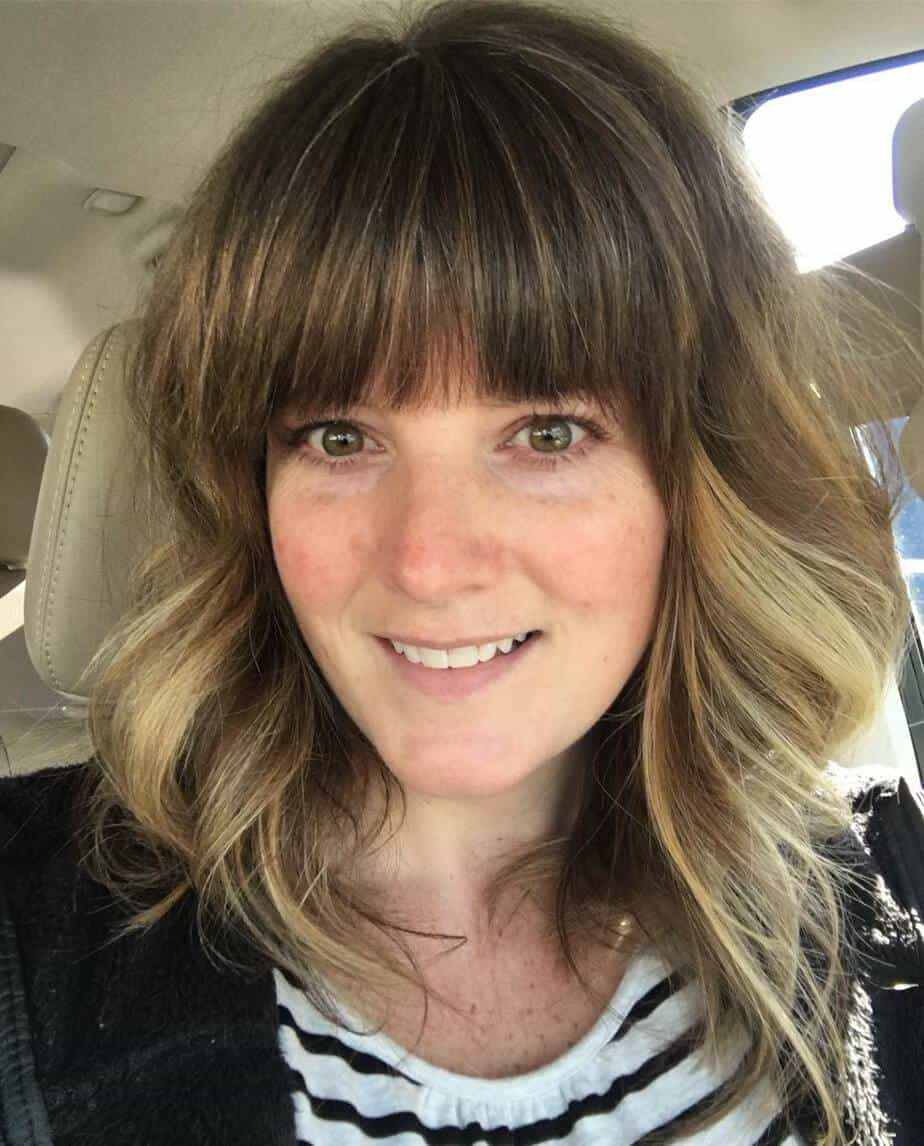 Cool Bangs For Long Hair: Top 17 Long Hairstyles For Women 2020: Unique Options (88