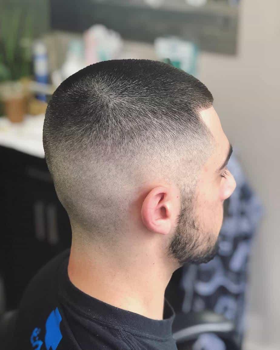 Caesar haircut: men's haircut trends 2020
