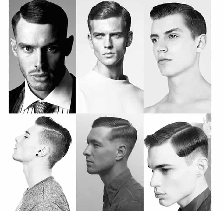 Classic mens haircut styles 2020