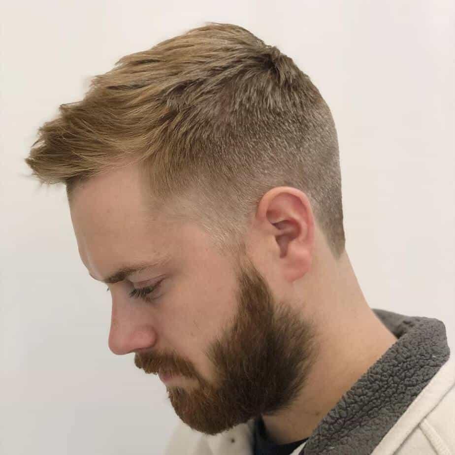 Half box: men's haircut trends 2020