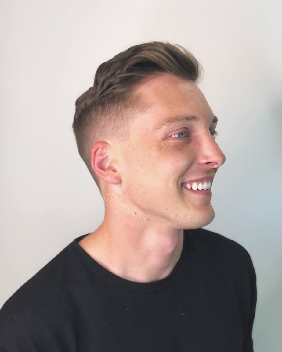British cut: short hairstyles for men 2020