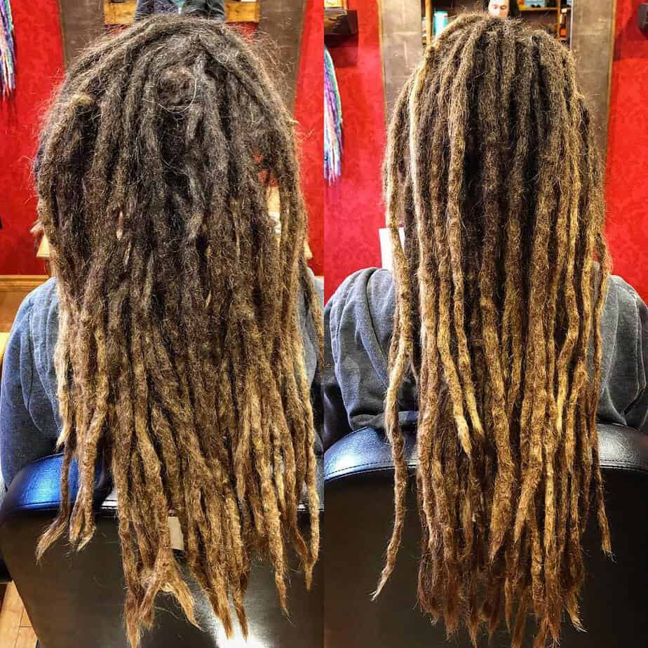 Dreadlocks look cool and stylish