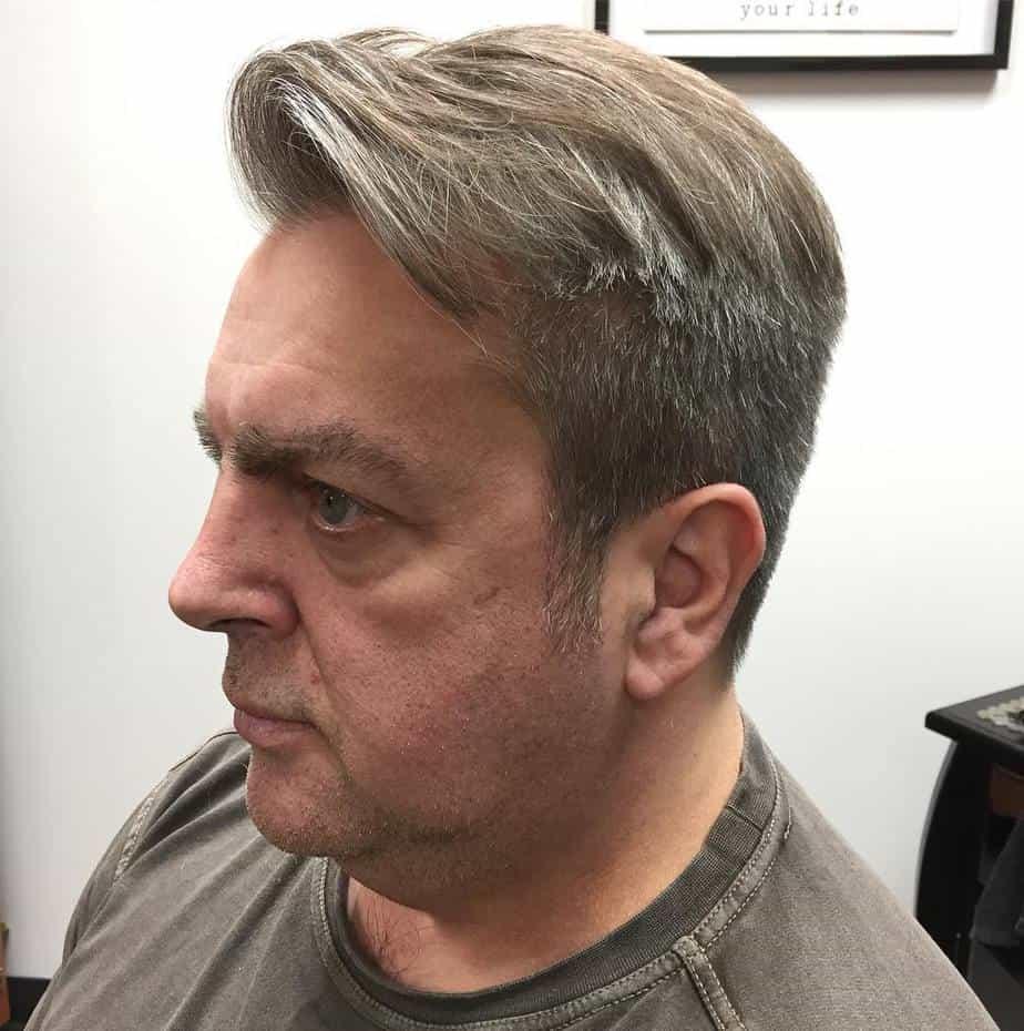 Elvis deserves a tribute in men short hairstyles 2020