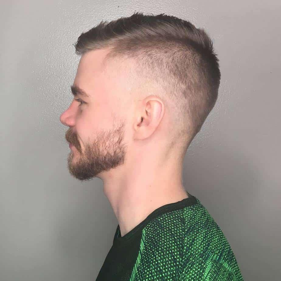French cut: mens short haircuts 2020