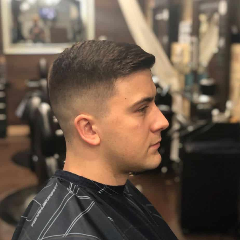Military-style mens haircuts 2020