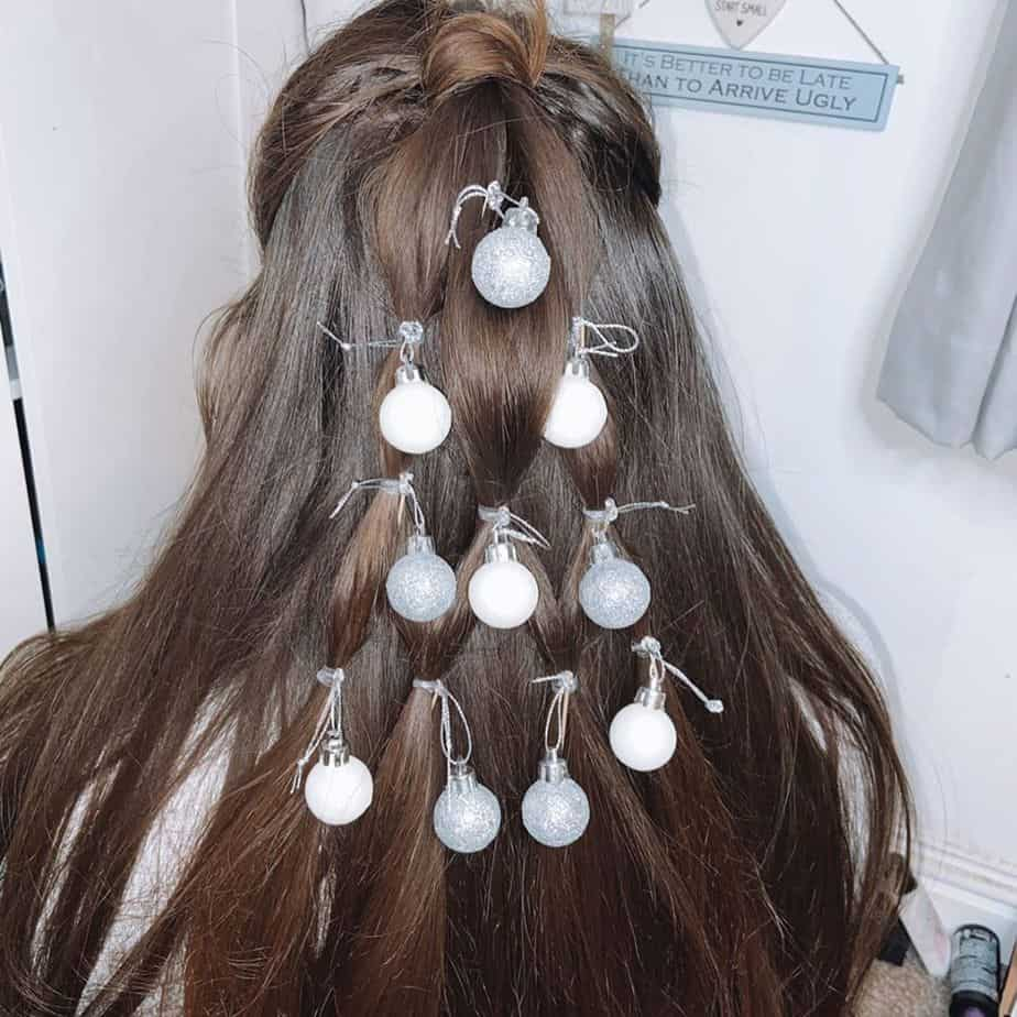 Christmas Hairstyles 2020: Photos And Tips
