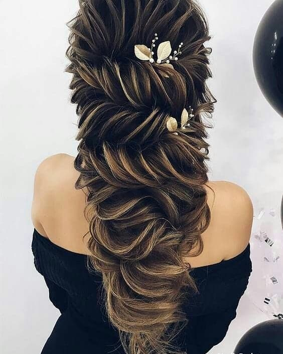 New Year 2020 Hairstyles: Little Hair Magic Secrets