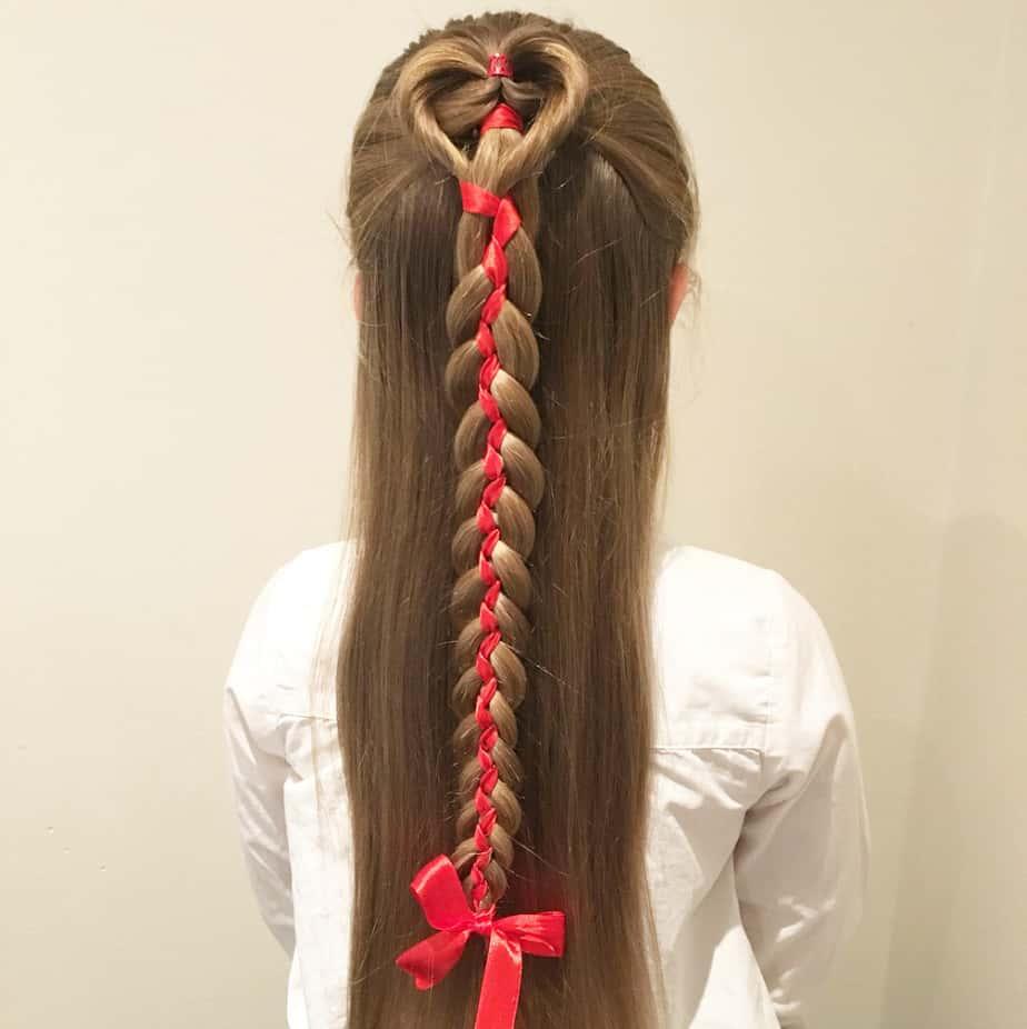 New Year 2022 Hairstyles: Little Hair Magic Secrets
